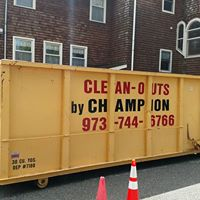 Junk Hauling | Orange, NJ | Champion Waste Removal, Inc